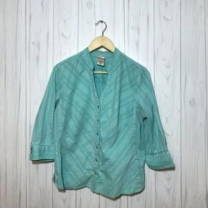Faded glory  16w blouse